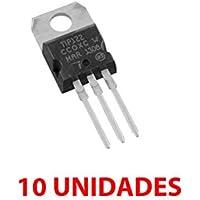 10X Transistor Darlington TIP122