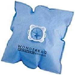 WPRO WB406-MW Boite de 5 Sacs Wonderbag Classic