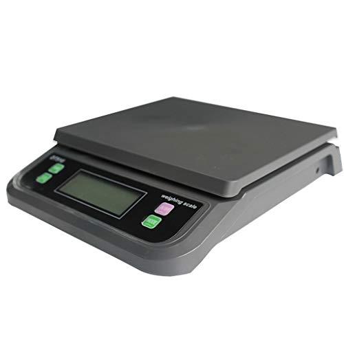 ZCXBHD Básculas electrónicas de Cocina de 30 kg / 1 g, báscula Digital for Alimentos Cocina casera...