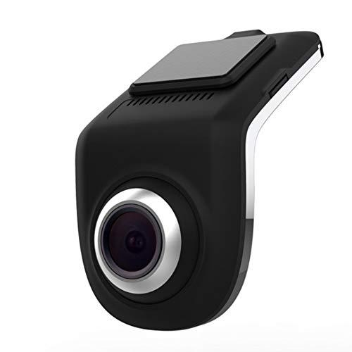 HHY6 Auto Kamera 4 Glas HD Objektiv, F1.8 große Blende, versteckte HD, Nachtsicht UBS Parkmonitor WiFi