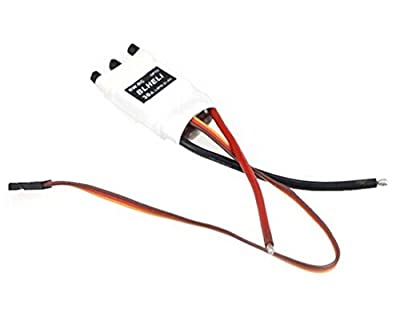 BGNing 30A Blheli 2-4S Lipo 5V 3A BEC Brushless ESC Speed Controller for DIY RC Multicopter 350/450/550/680 Quadcopter 6 Pieces from Z-standby