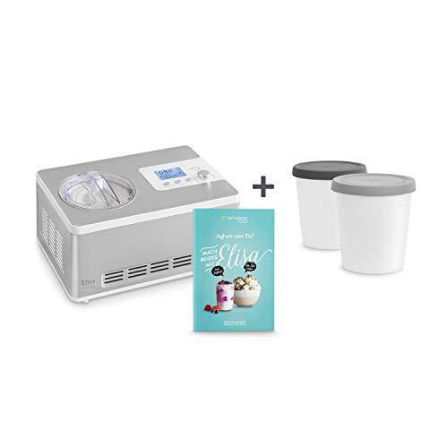 Eismaschine Joghurtbereiter Elisa 2 0 L