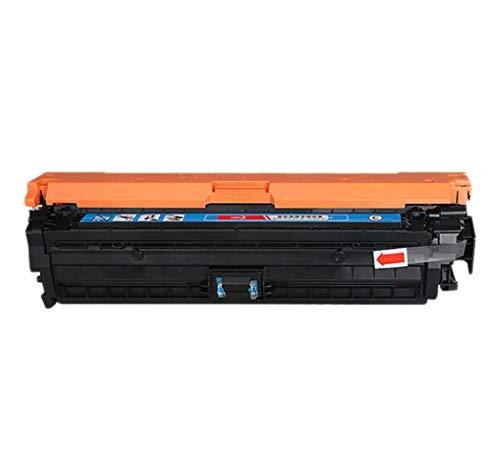 Kompatibel mit HP Color Cf360a Tonerpatrone, Drucker HP Color Laserjet M552dn / m553nm553 × / m553dn Kompatible Tonerpatrone, Verbrauchsmaterialien, 4 Farben-Blue