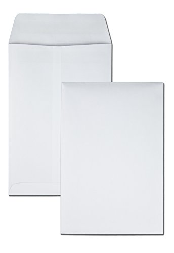 Qualität Park 43317Qualität Park redi-seal Katalog Umschlägen, 6–1/2x 9–1/2, weiß, 100/Box (43317)