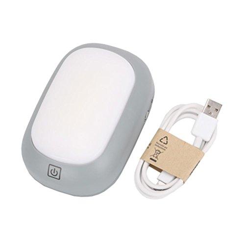 Touch Lampe LED Nachtlicht,Jaminy USB COB LED Magnetische Arbeit Licht Auto Garage Mechanic Home Wiederaufladbare Fackel Lampe