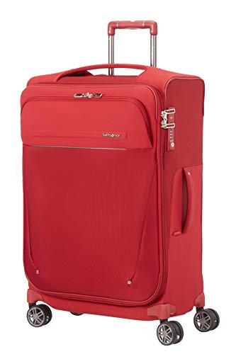SAMSONITE B-Lite Icon - Spinner 71/26 Exp Bagaglio a mano 71 centimeters 90 Rosso (Red)