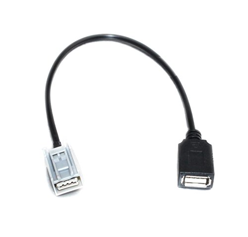 Adapter für New arrival für Honda Civic Jazz Fit CR-V Accord Odyssey - Schwarz (Honda-audio-adapter)