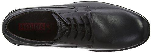 Pikolinos Dublin 6020_I14 Herren Derby Schuhe Schwarz (Black)