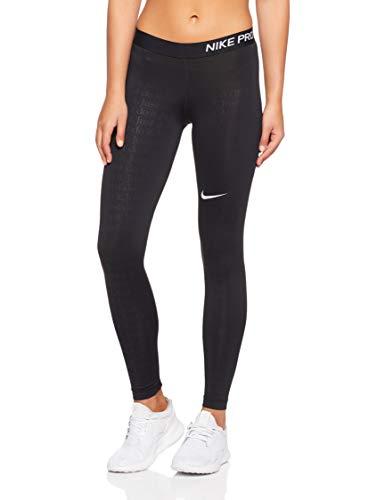 Nike Damen Just Do It Hose Black/White XS