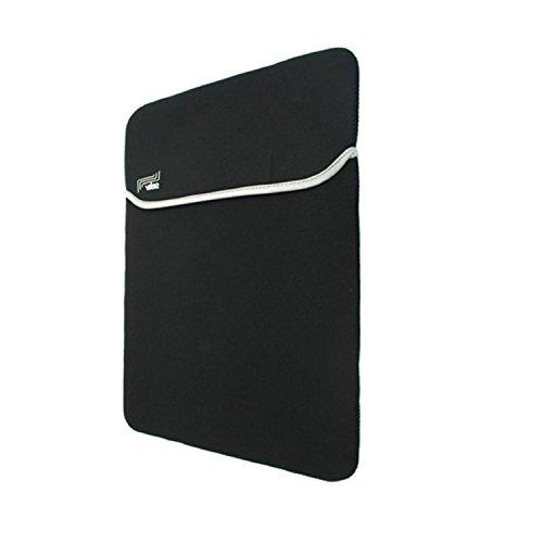 """Preisvergleich Produktbild Marken-VIBE Schwarz tragen Sleeve Neoprene Soft Cover Pouch Tasche Fur 13.3"""" 14"""" 14.1"""" inch Laptop Macbook Pro"""