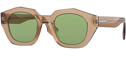 BURBERRY Sonnenbrillen BE 4288 Brown/Green Damenbrillen