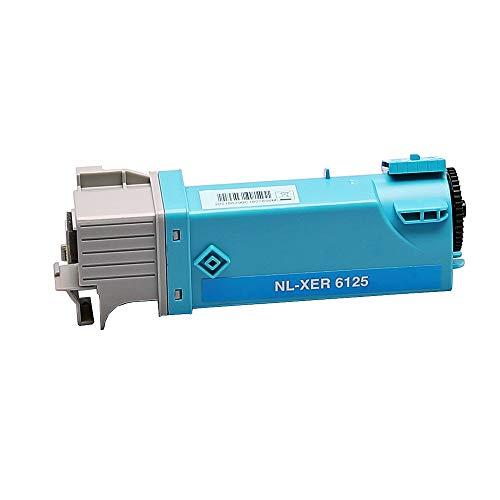 Kompatibel Toner ABC für Xerox Phaser 6130 Cyan - Phaser 6130 Toner Cyan