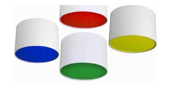 Lampenschirm Bunt 30cm Diffusor Amazon De Beleuchtung