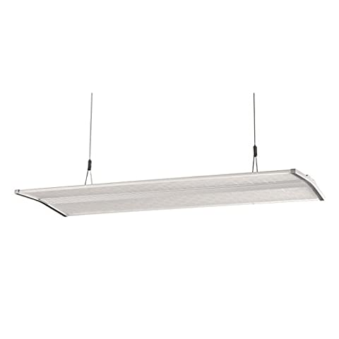 Cablematic - Hanging panneau LED 48W 300x800mm 3000K blanc chaud