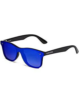 RENEGADE - Gafas de Sol Scott Revo Dark Blue