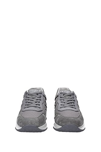 HXM00N0U040CGN7530 Hogan Sneakers Homme Chamois Gris Gris