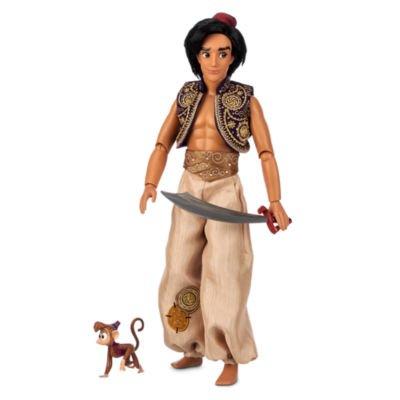 Disney Sammler Puppe Doll Aladdin LE Limited Editon NRFB Aladdin 17