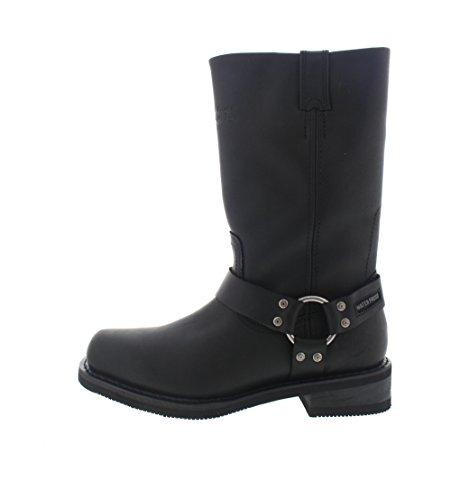 HARLEY DAVIDSON - Bottes HUSTIN CE Waterproof black Black