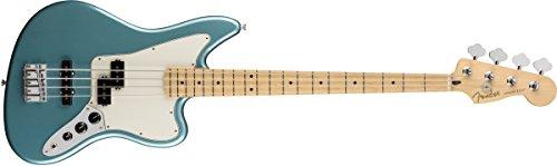 Player Jaguar Bass MN Tidepool (Guitar Bass Fender Jaguar)
