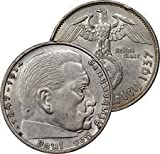 Best Nazi Germanies - Germany Third Reich 1937-A Two Reichsmark -- Nazi Review