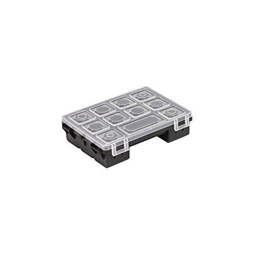 6 Fächer Sortimentskasten Sortierbox Tandem A Box Kleinteilemagazin Organizer 180x135x45 mm Koffer