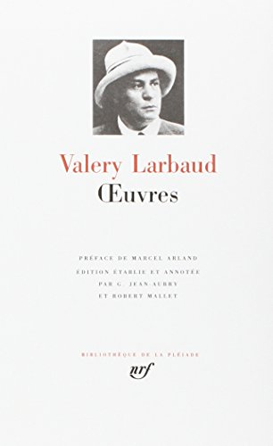 Valéry Larbaud : Oeuvres - Barnabooth