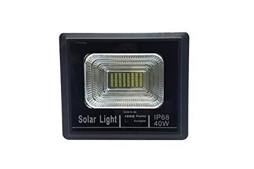 Lampade solari e fiaccole illuminazione da esterno faro led con