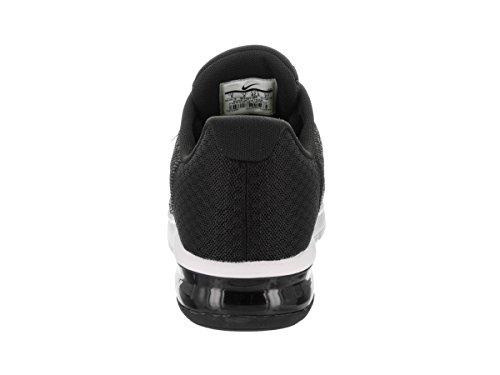 Nike Air Max Sequent 2, Scarpe da Ginnastica Uomo Nero (Black/White/Dk Grey/Wolf Grey/Volt)
