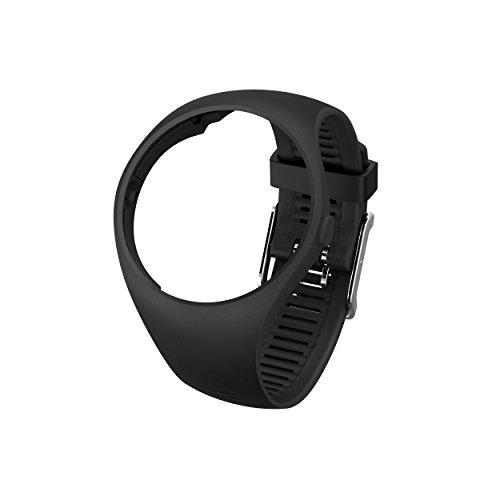 Polar Armband M200 Black Größe S/M Wechselarmband, Schwarz, S/M