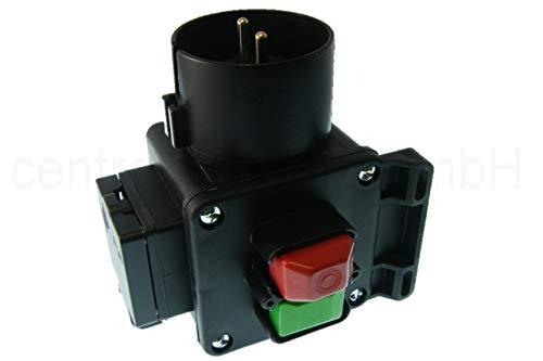 Tripus Sicherheitsschalter Nullspannungsschalter - Maschinen Fräse Schalter Anschlußfertig