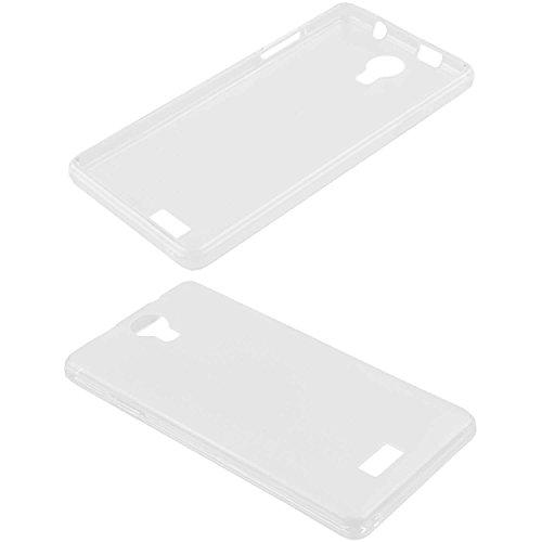 caseroxx TPU-Hülle für Archos 50D Neon, Tasche (TPU-Hülle in transparent)