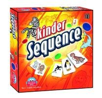 Preisvergleich Produktbild Winning Moves 20844 Sequence: Sequence Junior