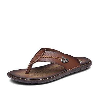 Athletic Shoes Uomo Primavera Estate Luce Suole PU ufficio Outdoor & amp;Carriera atletica Casual sandali US8 / EU40 / UK7 / CN41