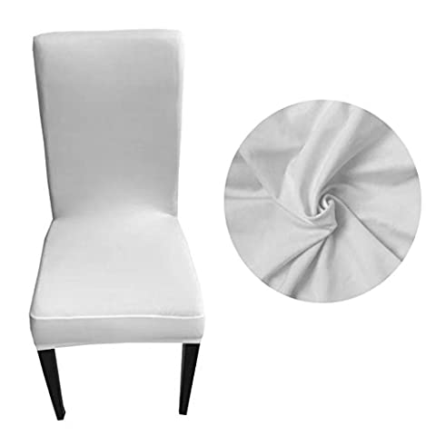 Stretch Chair Covers Dining Room Chair Slipcovers Protectors for Hotel,