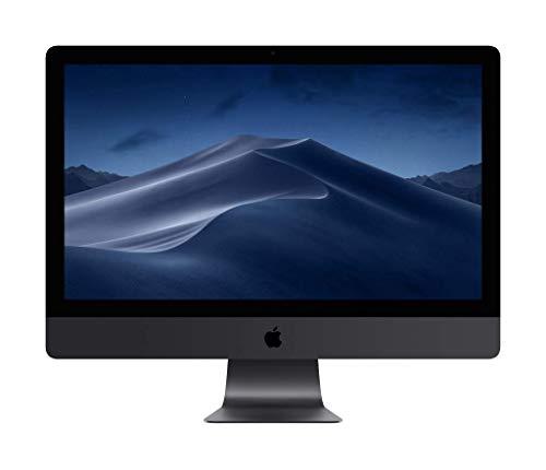 "Apple iMac Pro - Ordenador de 27"" (pantalla Retina 5K, procesador Intel Xeon W de ocho núcleos a 3,2 GHz)"