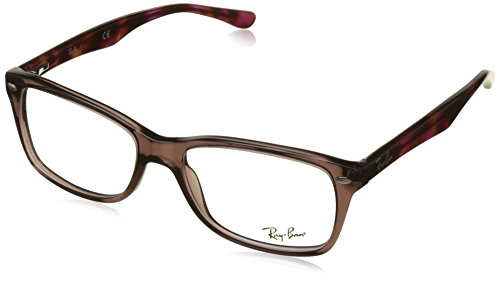 Ray-Ban Damen Brillengestell 0rx 5228 5628 55, Braun (Opal Brown)