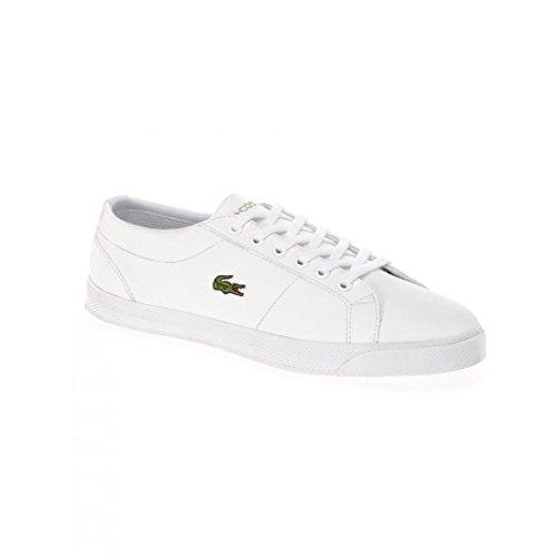 Lacoste Junior Bianco Marcel LCR Sneaker White