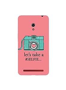Selfie Asus Zenfone 5 Case