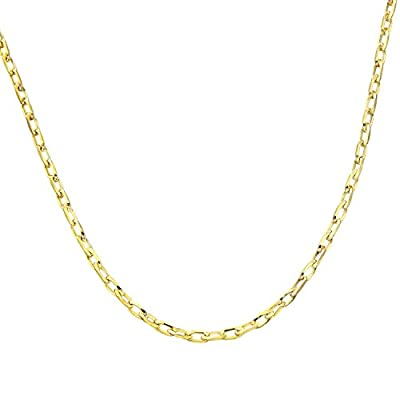 ChainCo 9ct Yellow Gold 3.2g Belcher Necklace
