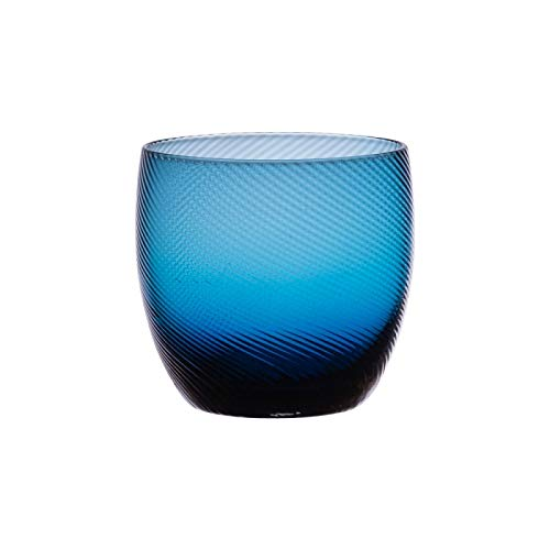 Table Passion - Gobelet luberon bleu indigo 31.5 cl (lot de 6)