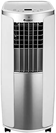 Gree Portable Air Conditioner 1 Ton With Rotary Compressor - White - C`matic-R12C1