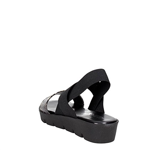Cinzia Soft IBC13 002 Sandalo Donna Nero