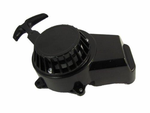 47cc 49cc aluminio o suciedad Start para arranque de retroceso para manillar de bicicleta negro