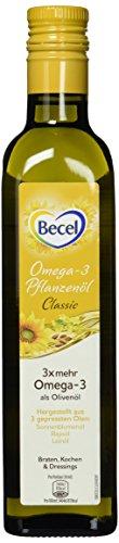 Becel Pflanzenöl, 6er Pack (6 x 500 ml)