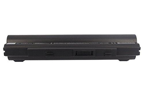 CS-AUA31HB Laptop Akkus 6600mAh Kompatibel mit [ASUS] U20, U20A, U20A-A1, U20A-B1, U20A-B2, U30, U50, U50A, U50Vg, U80, U80A, U80A-RSTM, U80V, U81, U81A, U81A-RX05, U89, U89V Ersetzt 07G016971875, 70 -
