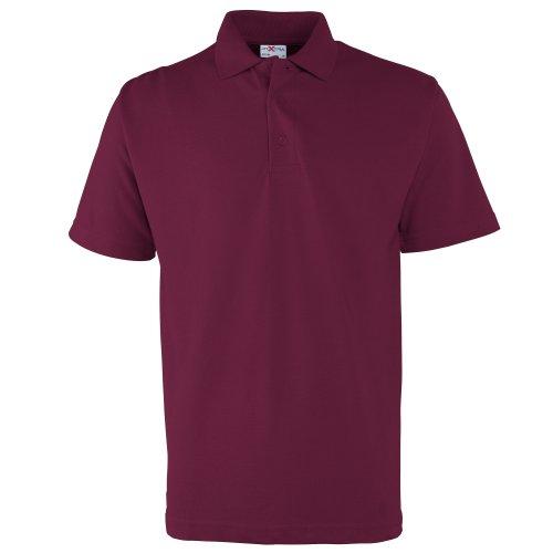 RTXtra Herren Polo Shirt Klassik Kellygrün