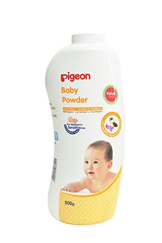Pigeon Baby Powder with Fragrance (500g)