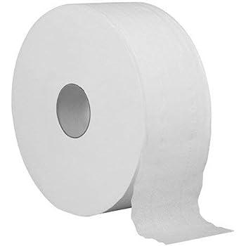 Papel higienico industrial pasta celulosa 400grs pack 18u