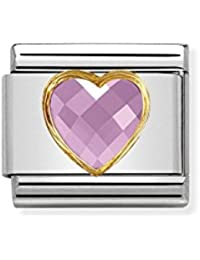 Nomination Women Stainless Steel Bead Charm - 430101/39