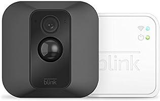 Blink Home Security Kamera-System Ihr Smartphone mit Bewegungserkennung (1 Pack XT (Innen / Außen))